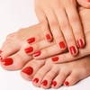 Up to 54% Off Mani-Pedi Package