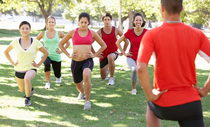 Four-Week Boot Camp for One ($29), Two ($49) or Four People ($89) with Boot It! Multiple Locations (Up to $400 Value)