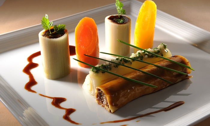 Restaurant L Etoile Menu