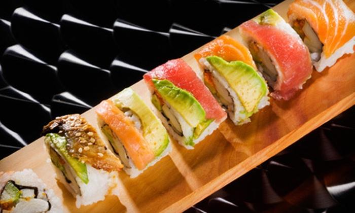 Kimberli Sushi - Ravenswood: $15 for $30 Worth of Japanese and Thai Cuisine at Kimberli Sushi