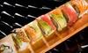 Kimberli Sushi Bar - Ravenswood: $15 for $30 Worth of Japanese and Thai Cuisine at Kimberli Sushi