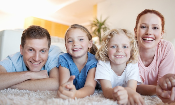 Affordable Quality Carpet Cleaning - Phoenix: Carpet Cleaning for Up to 5 Rooms with Upholstery Option from Affordable Quality Carpet Cleaning (Up to 75% Off)