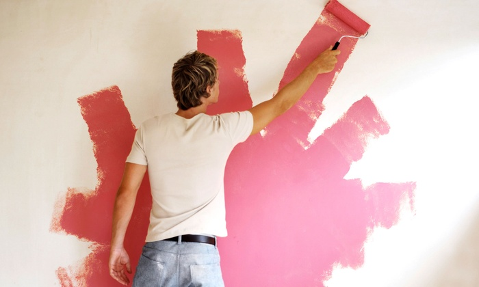 Judon's Custom Painting - New River: Interior Painting for One or Two Rooms from Judon's Custom Painting (Up to 70% Off)