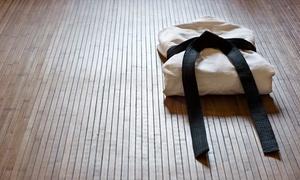 YB World Taekwondo Academy: Four or Eight Martial-Arts Classes with Uniform at YB World Taekwondo Academy (Up to 80% Off)