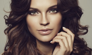Glow Hair & Beauty: Cut and Blow-Dry With Colour from £22.95 at Glow Hair & Beauty (Up to 58% Off)