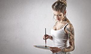 TATTOO-A2: Paga 19,90 € y obtén un descuento de 110 € en un tatuaje en negro o en color