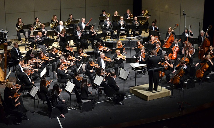 "Riverside County Philharmonic presents ""Holiday Magic"" - Fox Performing Arts Center: Riverside County Philharmonic presents Holiday Magic on Saturday, December 5, at 4 p.m."