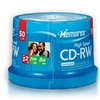 Memorex Rewritable CD-RW 50-Pack Spindle