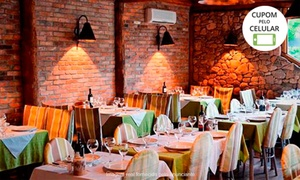 Restaurante Schmidt: Rodízio de carnes nobres e acompanhamentos no almoço para 1, 2 ou 4 pessoas no Restaurante Schmidt – Gramado