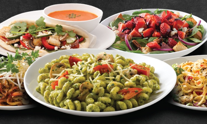OrderUp: $10 for $20 Worth of Noodles & Company Delivered by OrderUp