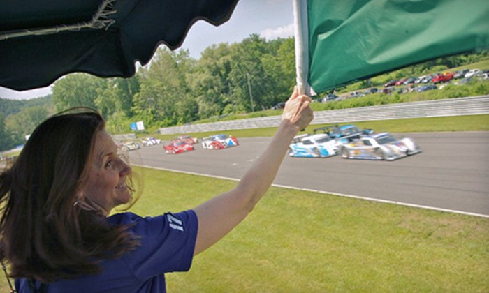 Lime Rock Park - Salisbury: $39 for Grand-Am Rolex Series Championship Finale for Two at Lime Rock Park on Saturday, September 29 (Up to $110 Value)
