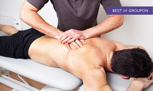E-motion Sports Massage: One Integrative-Recovery or Sports Massage at E-motion Sports Massage (47% Off)