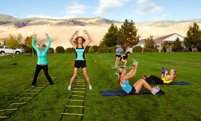 Kaia FIT - Kaia FIT El Dorado Hills: Five-Week Women's Fitness Program at Kaia FIT (74% Off). Two Options Available.