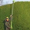 Telescopic Cordless Hedge Trimmer