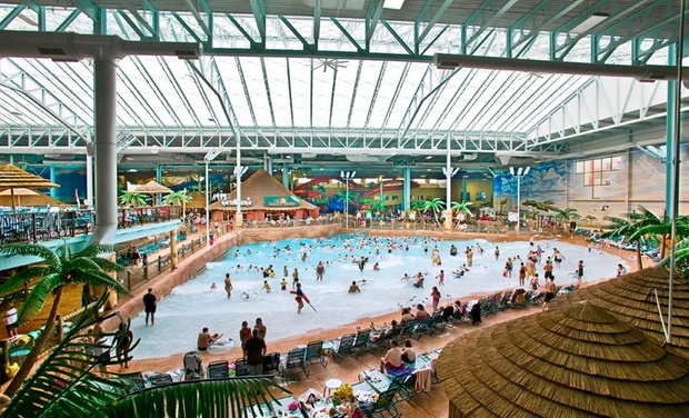 Kalahari Resorts - Sandusky, OH: Stay with Arcade Credit at Kalahari Resorts in Sandusky, OH. Dates into December.