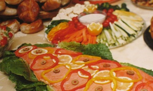 Murray's Sturgeon Shop: Salads, Deli Meats, Bagels, Homemade Soups, and More at Murray's Sturgeon Shop (48% Off)