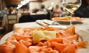 Locanda degli artisti (Monticelli Brusati): Gnocco fritto illimitato con salumi nostrani o in formula vegetariana nel cuore della Franciacorta (sconto fino a 69%)