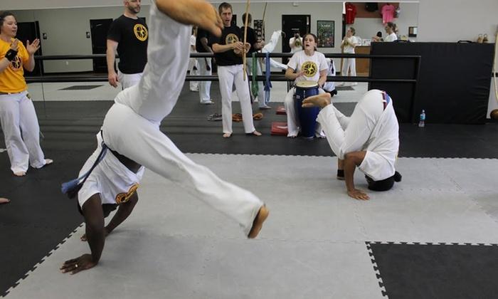 Allied Capoeira League - Del Paso Manor: $21 for $70 Worth of Martial-Arts Lessons — Allied Capoeira League