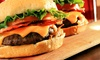 Bash Dance Bar - Old Bridge: Burgers, Sides, and Beers or Appetizers and Drinks for Two or Four at Bash Dance Bar (Up to 53% Off)