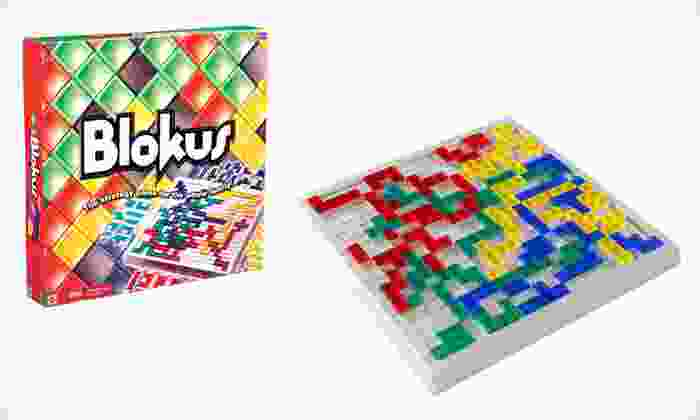 Mattel Blokus Board Game: $19 for the Mattel Blokus Board Game with Shipping Included ($33.98 Total Value)