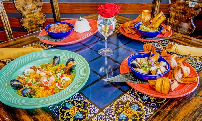 Mambo House - Round Rock: Cuban Cuisine at Mambo House (Up to 40% Off). Three Options Available.