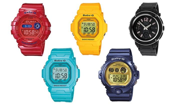 e3d3c2829a6d Casio Baby-G Women s Watches