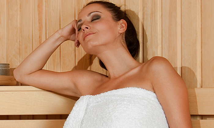 A to Zen - Old Irving Park: One, Three, or Six Infrared Salt Sauna Sessions at A to Zen (Up to 62% Off)