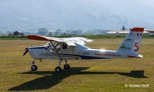 Avio Club Trevi: Esperienza di volo con prova di pilotaggio di 30 o 60 minuti (sconto fino a 80%)