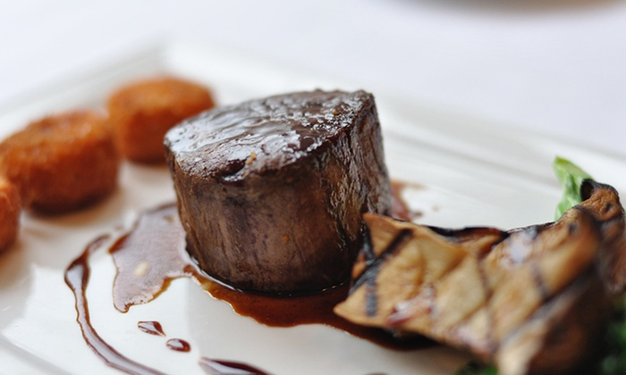 Hart House Restaurant - Deer Lake: Four-Course Date-Night Dinner for Two or Four at Hart House Restaurant (50% Off)