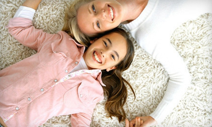 Superior Carpet Cleaning - Clay: Carpet or Upholstery Cleaning from Superior Carpet Cleaning (Up to 72% Off). Three Options Available.
