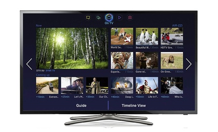 Samsung 50'' LED 1080p 60 Hz Smart HDTV (UN50F5500)