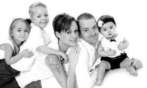 Images Unlimited: One-Hour Family Photoshoot With Prints for £14.95 at Images Unlimited