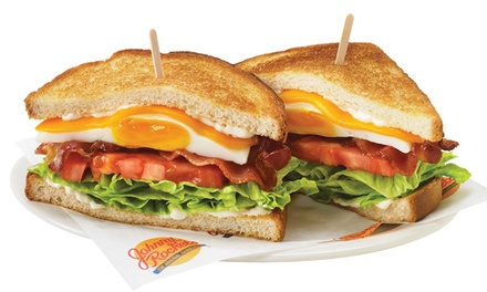 $8 for $15 Worth of Breakfast Food at Johnny Rockets