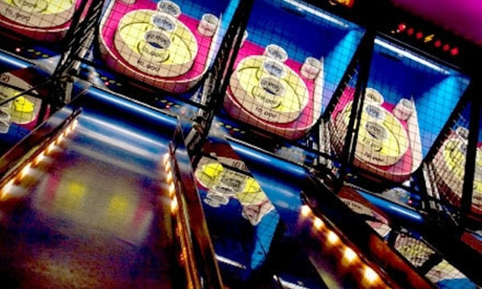 District Skee - Capitol Hill: Skee-Ball League Registration for One or Two with T-shirts from District Skee (Up to Half Off)