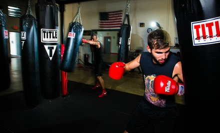 5, 10, or 20 Classes at Sol Box Fitness Club (Up to 75% Off)