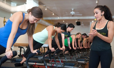 5 or 10 Core SPX, Core Cycle, Core Barre, or Core 30/30 Fitness Classes at Core Studio (72% Off)