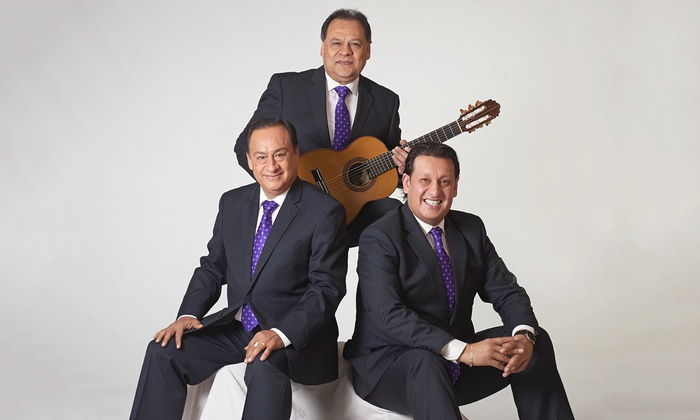 """""""Los Panchos"""" Mother's Day Concert - Multiple Locations: """"Los Panchos"""" Mother's Day Concert on May 8 at 7 p.m. or May 10 at 5:30 p.m. (Up to 31% Off)"""