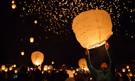One Adult Lantern Pass to The Lantern Fest (42% Off)