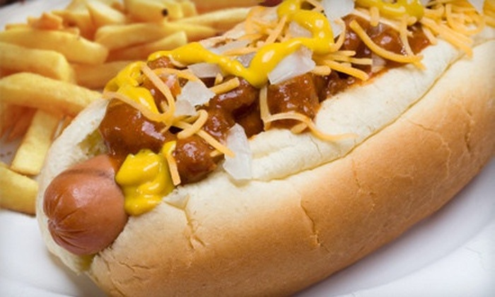 Capital Pub and Hot Dog - East Village: Hot Dogs and Sandwiches at Capital Pub and Hot Dog (Half Off). Two Options Available.