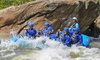 River City Adventures - Old Town Manchester: Whitewater Rating Trip for Two or Four at River City Adventures (Up to 51% Off). Four Options Available.