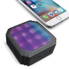 iLuv Aud Mini Party Portable Bluetooth Speaker with LED Light Show