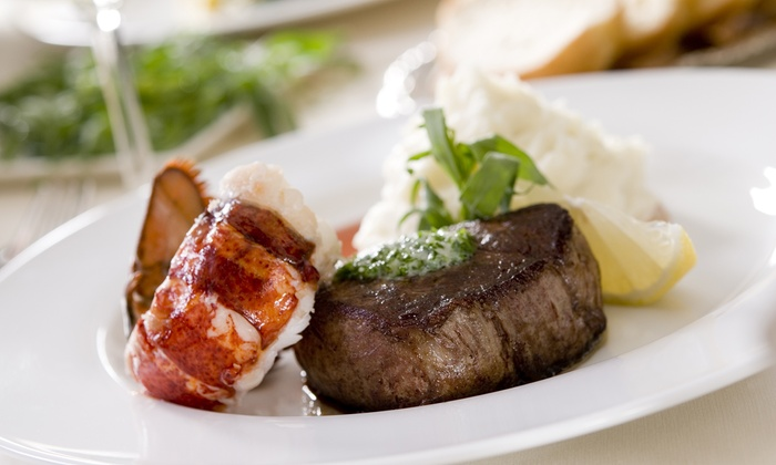 Rochester Bistro - Downtown Rochester: Steakhouse Cuisine and Drinks for Dinner for Two or Four at Rochester Bistro (Up to 40% Off)