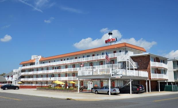 Cape Cod Inn Motel - Wildwood, NJ: Stay at Cape Cod Inn Motel in Wildwood Crest, NJ. Dates into June or October.