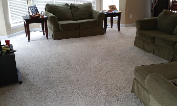 Rayco Carpet Cleaning & Janitorial Services - St Louis: Six Hours of Cleaning Services from Rayco Carpet Cleaning & Janitorial Services (56% Off)