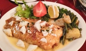 Regular Or Deluxe Prix Fixe Italian Dinner For Two Or More At Mamma Maria (up To 37% Off)