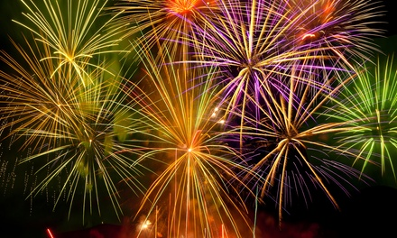 $15 for $30 Worth of Fireworks at CaseLot Fireworks. Seven Locations Available.