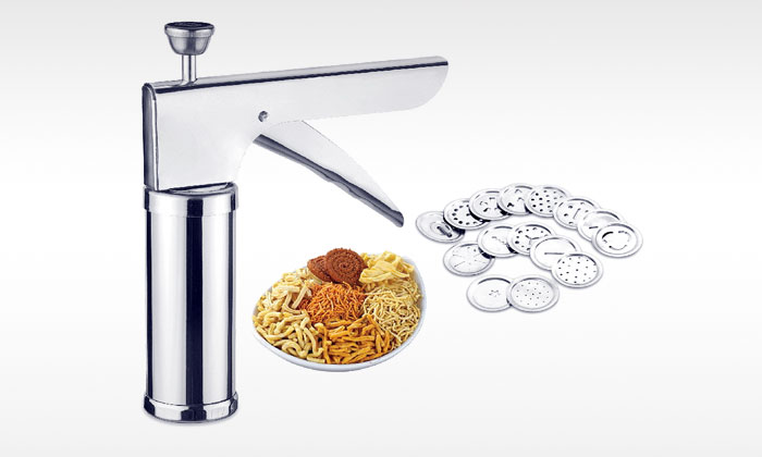 Mosaic Kitchen Namkeen Maker for just Rs  249 @ GROUPON CO