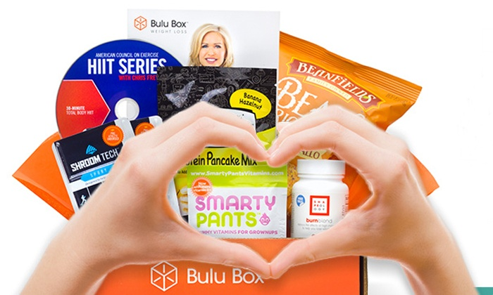Bulu Box: Three, Six, or Twelve Months of Vitamins, Supplements, and Fitness Products from Bulu Box (Up to 55%  Off)