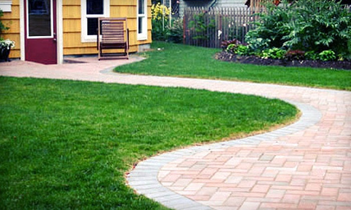 Acorn & Branch Landscaping - Victoria: $99 for an Aeration and Liming Package for Up to 5,000 Sq. Ft. of Lawn from Acorn & Branch Landscaping ($230 Value)