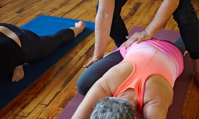 Triwood Community Association - Charleswood: 10 or 20 Yoga Classes at Triwood Community Association (73% Off)